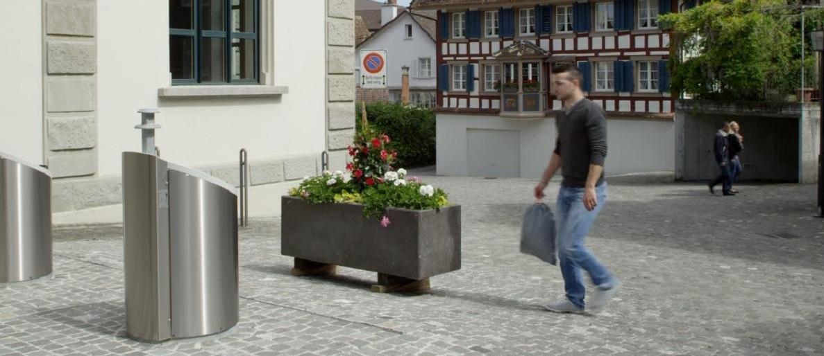 【瑞士新概念,改善都市垃圾處理過程!】