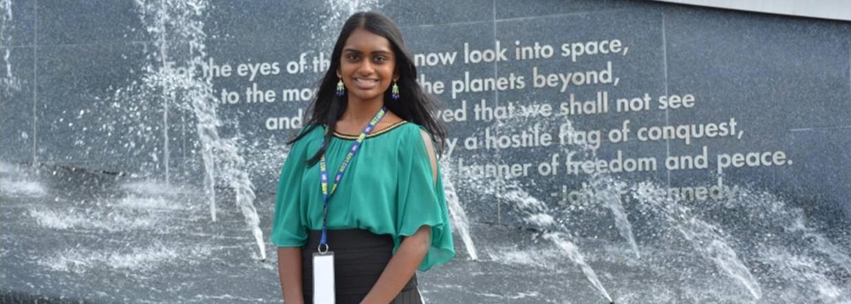【16歲少女研發AI App,快速診斷眼病!】