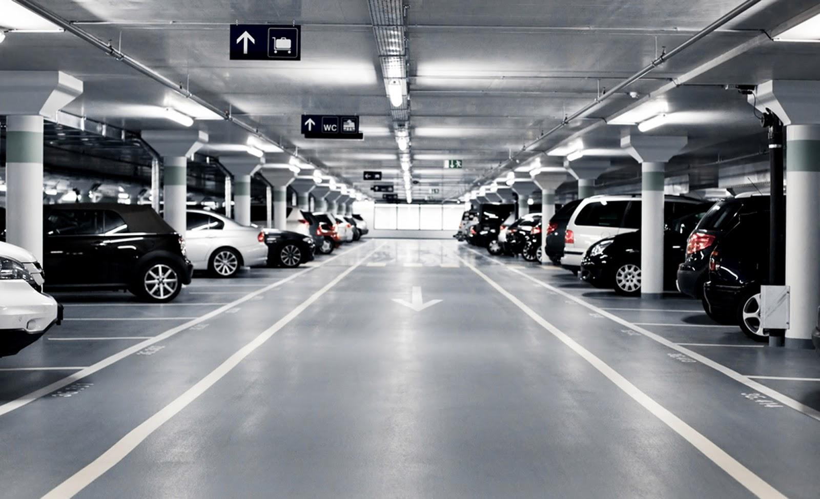 【凈化城市,從地下停車場開始?】