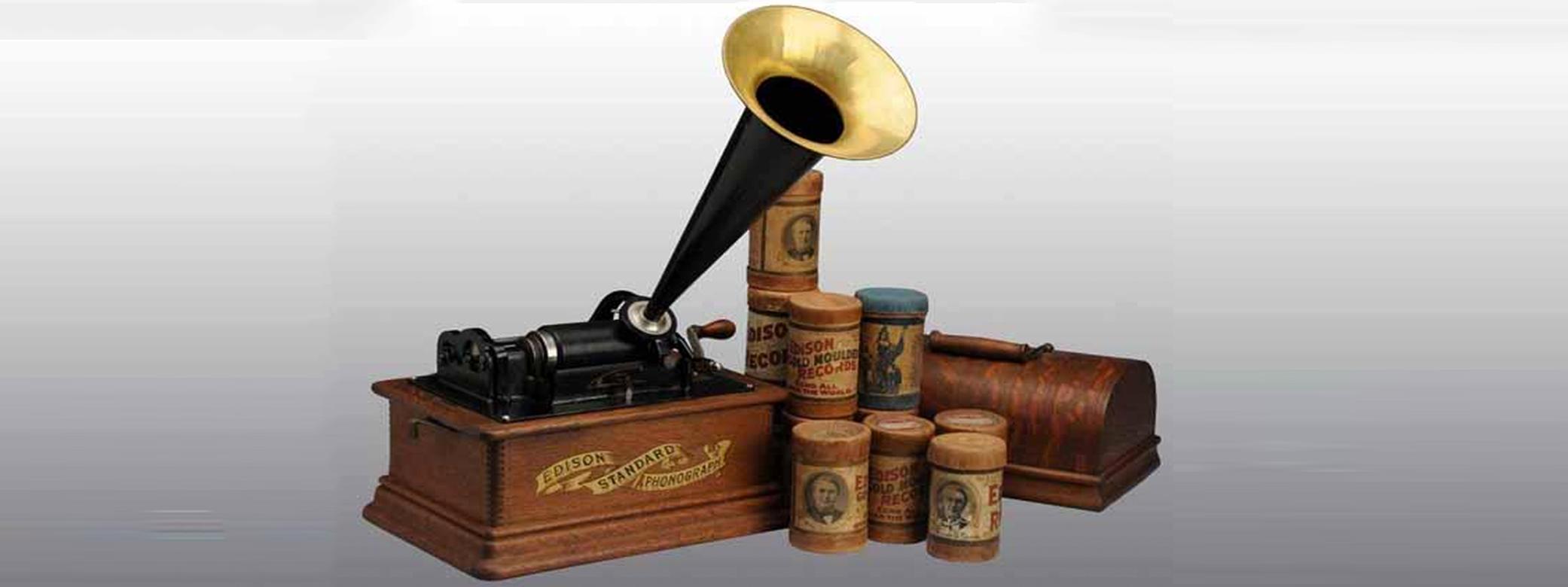 【黑膠機未出現之前,留聲機嘅歷史你又知幾多?】