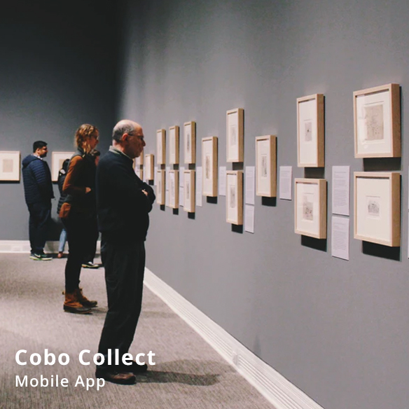CoBo Collect – Mobile App
