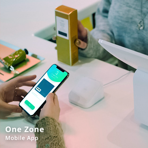 One Zone – Mobile App