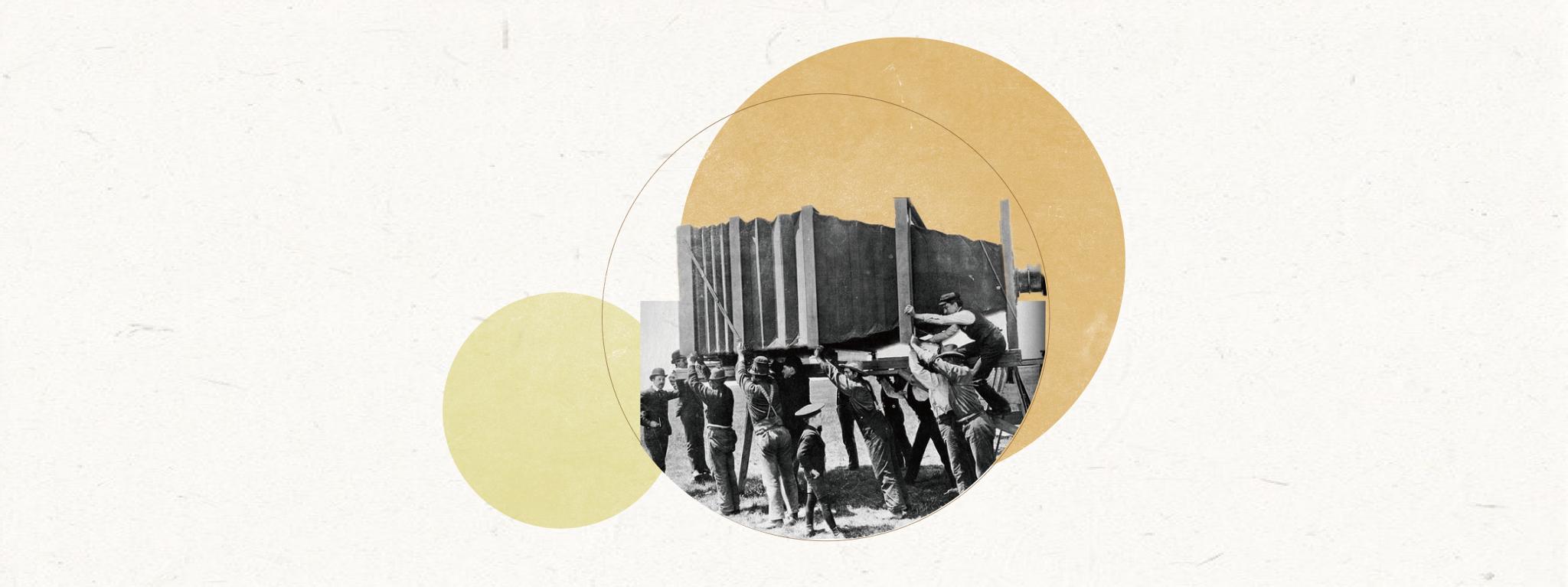 【淺談相機歷史:相機發展的關鍵人物及發明】